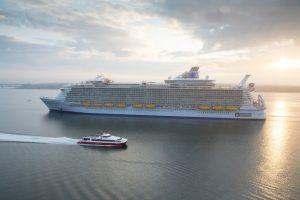 Royal Caribbean Harmony of the Seas Ship