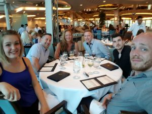 dining tui discovery