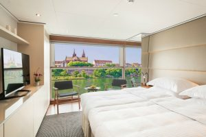Balcony suite view