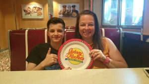 Harmony Johnny Rockets