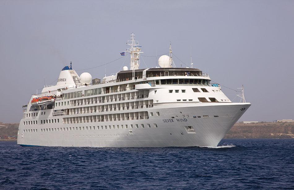 silver seas cruises