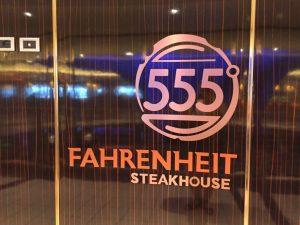 farenheit steakhouse