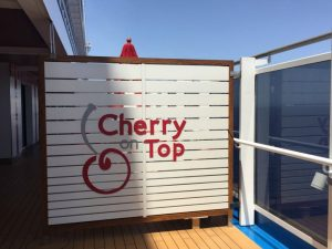 carnival vista sweet shop