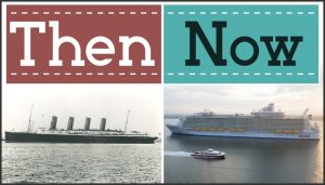Cruising then and now