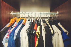 packing wardrobe
