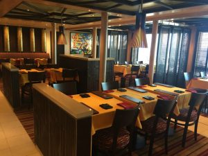 carnival vista asian kitchen