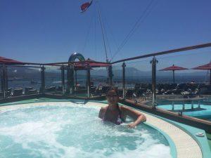 carnival vista tides pool