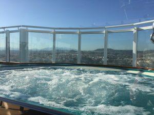 carnival vista serenity pool