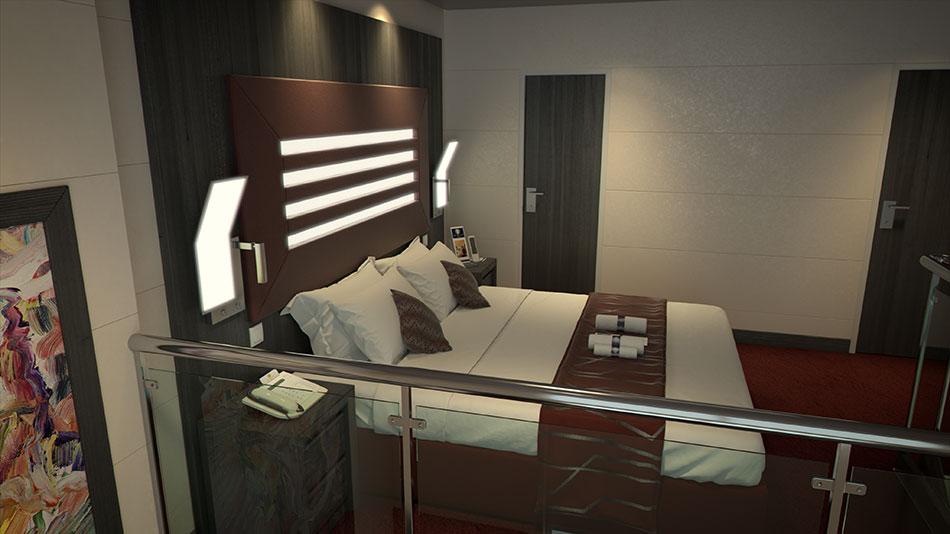 msc new ship suite