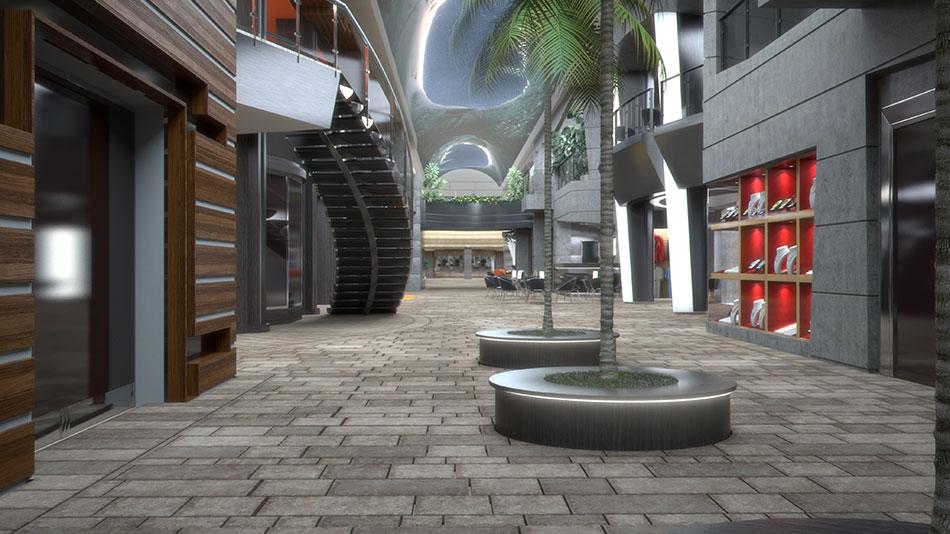 msc new ship promenade