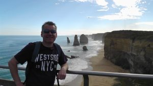 Cruise Consultant Haydn in Australia