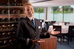 Staff on board Avalon