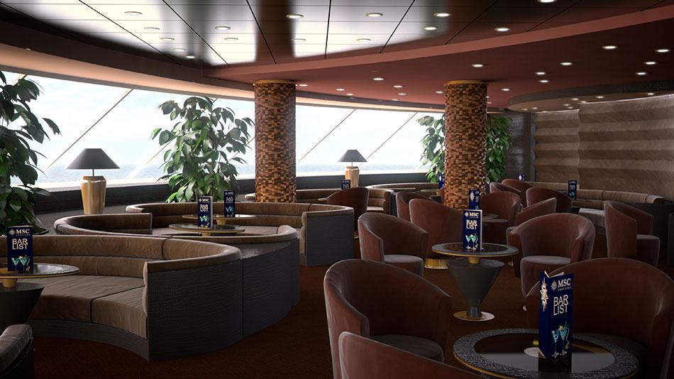 msc new ship yacht club