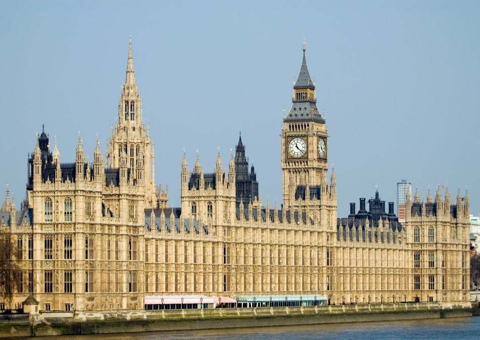 illegal to die in the houses of parliament