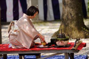 experiences japanese tea