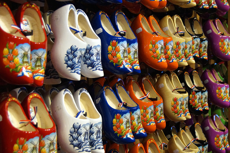 clogs from the netherlands