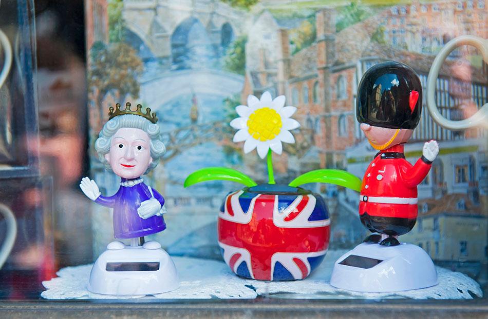 royal family souvenir from london