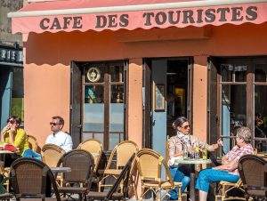 experiences french cafe