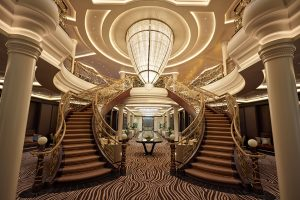 most expensive cruise ship