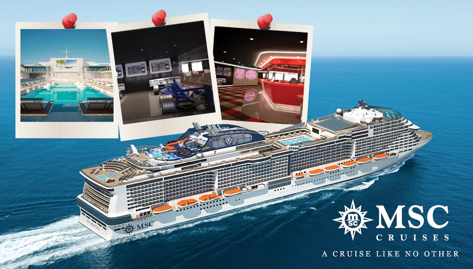 The Exclusive Inside Scoop On MSC's Newest Ship!
