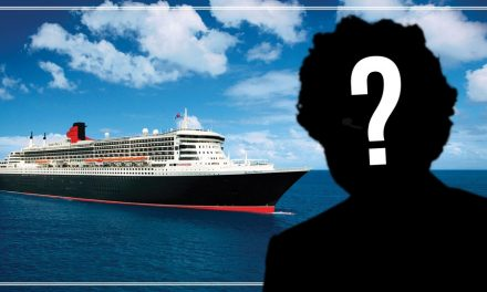 Shock As Celebrity Jumps On Cunard Cruise To Record New Album