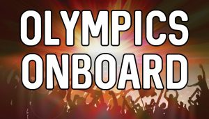 Olympics onboard Cruise Ships