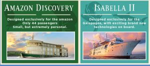 Amazon Discovery and Isabella II