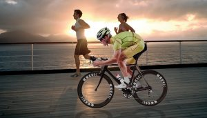 Olympics on Cruise Ships Cycling