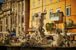 3 hours in Rome at Piazza Navona