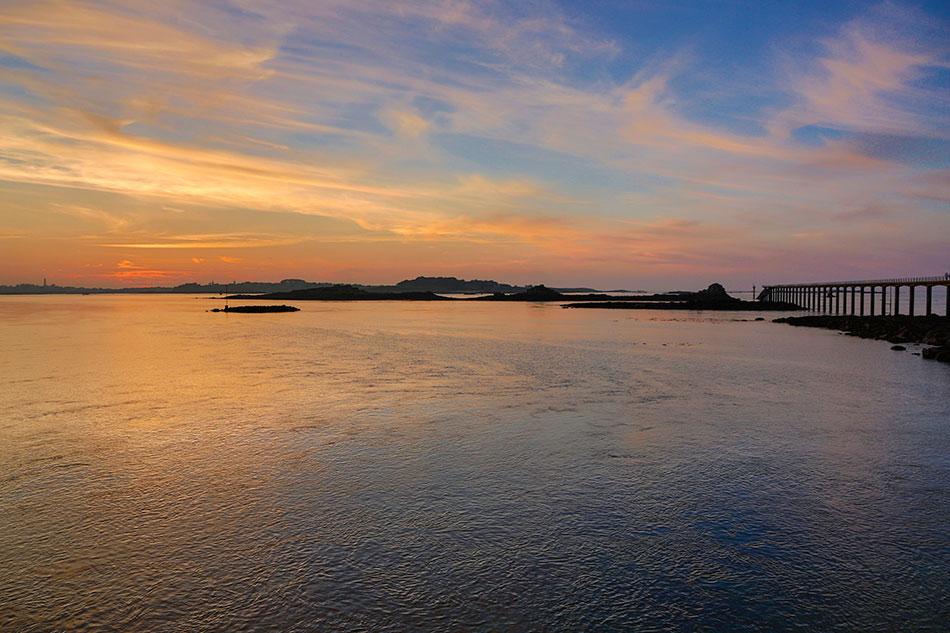 Ile De Batz, Brittany Coast