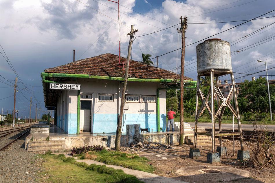 The Hershey Train in Cuba