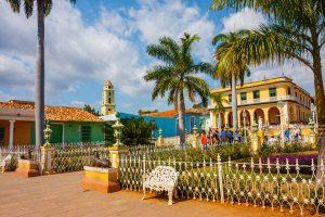 Trinidad in central Cuba