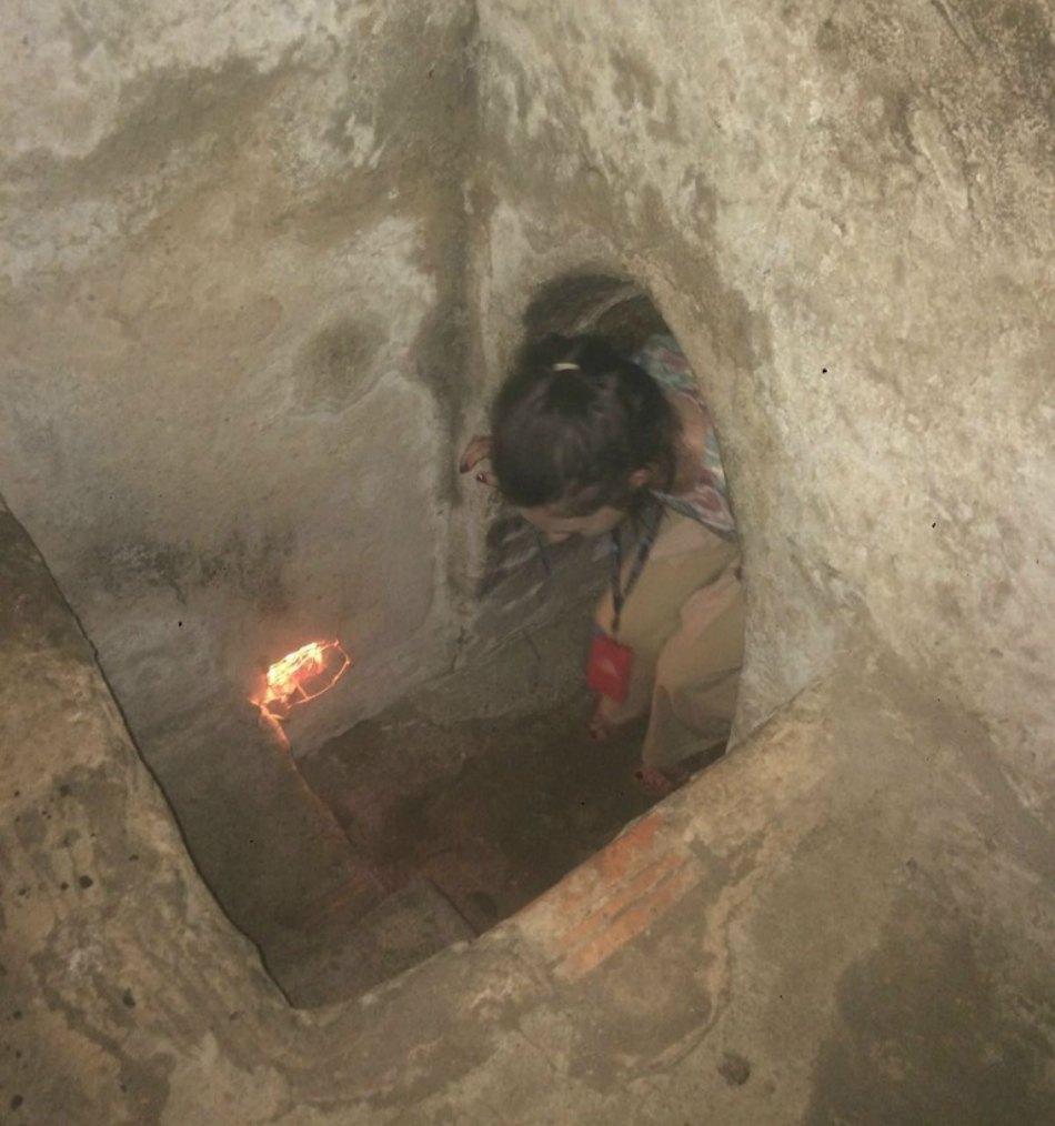 mekong cu chi tunnels