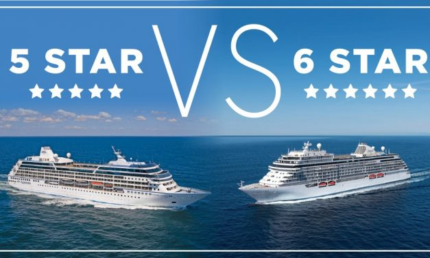 What's Really The Difference Between 5* and 6* Cruising?