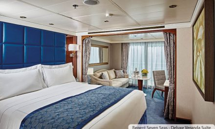 The Top 5 Most Luxurious Suites At Sea