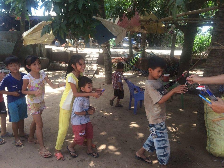 mekong children