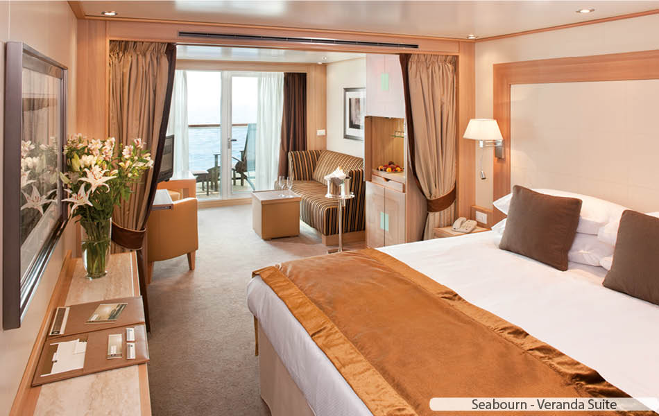 Seabourn Luxury Suites