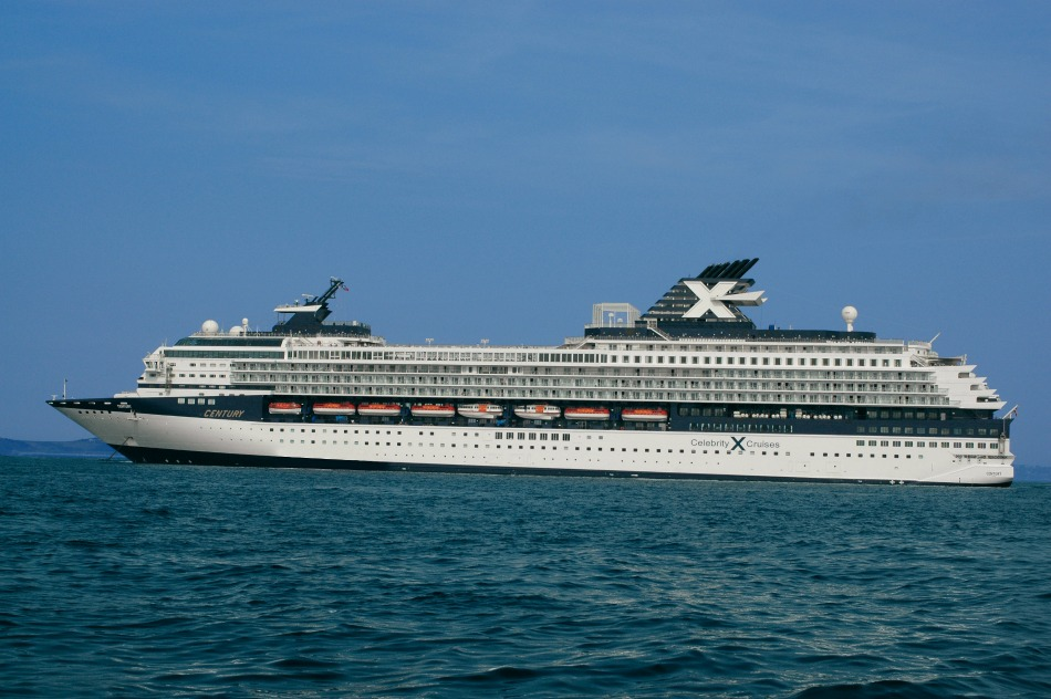 Fun Facts celebrity cruise ship x