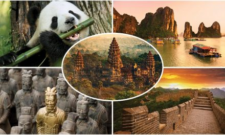 How To See The Wonders Of The World Exclusively With www.CRUISE.co.uk!