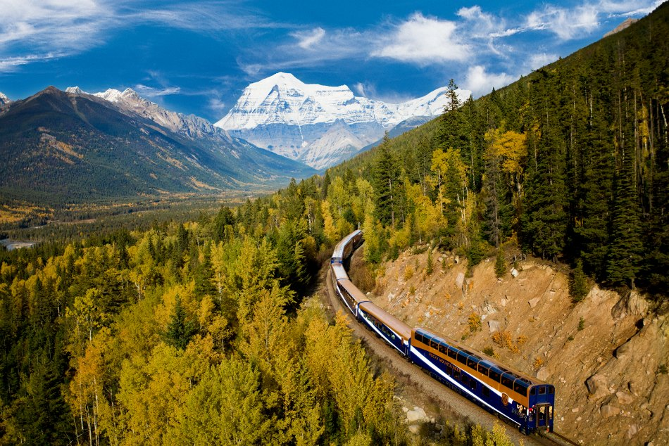 alaska rocky mountaineer