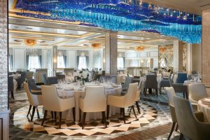 Largest Speciality Restaurant At Sea