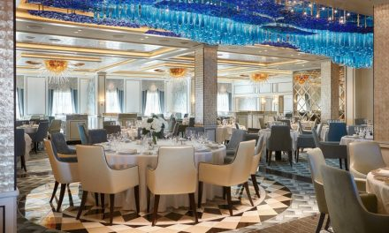 Regent Seven Seas Officially Holds The Largest Speciality Restaurant At Sea