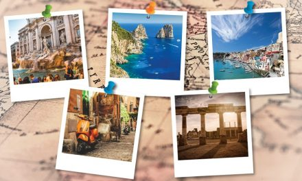 Invest Five Days To Rome Around Italy