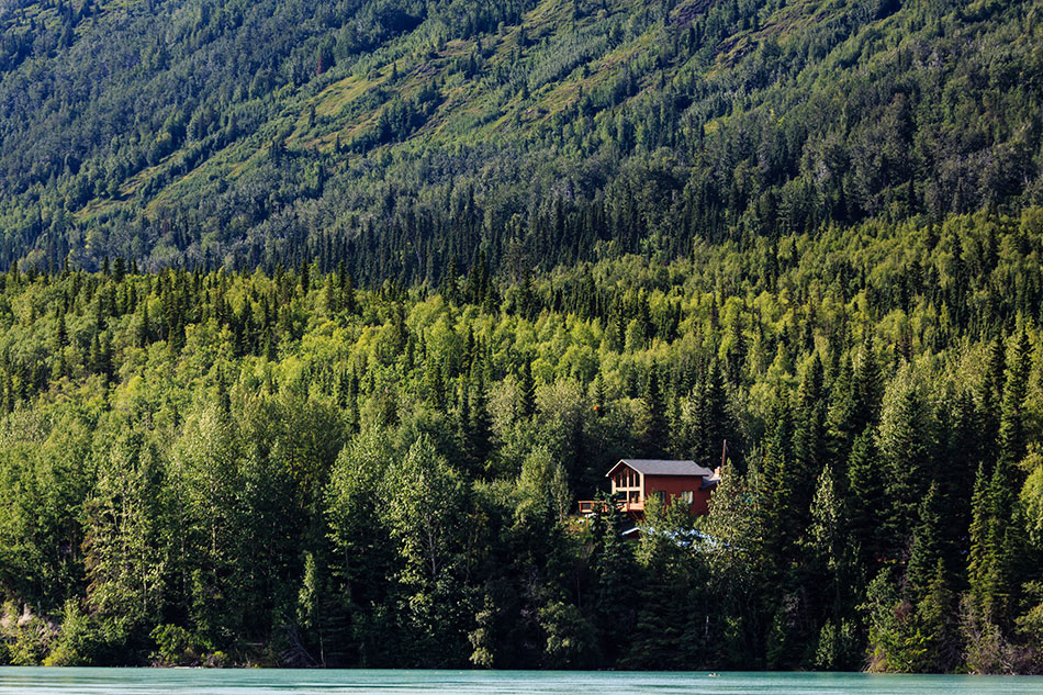 alaska lodges