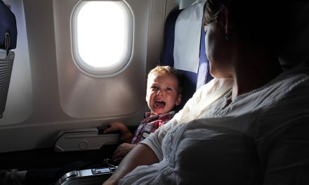 Airline Introduce Child-Free Zone On Flights And The Internet Divides