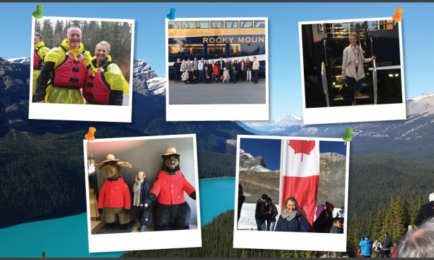 Exclusive: Step Into The Shoes Of Someone Travelling The Rocky Mountaineer