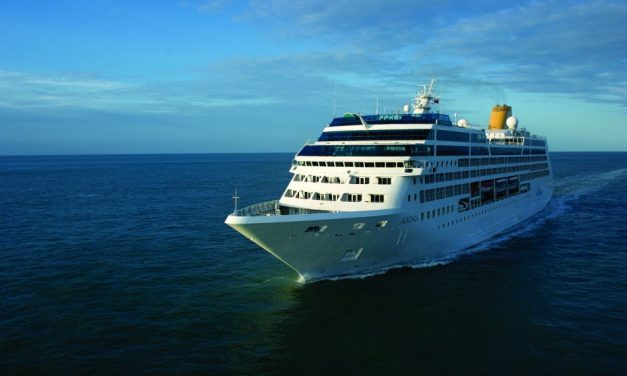 Shock As P&O Announce Adonia Is Returning To UK