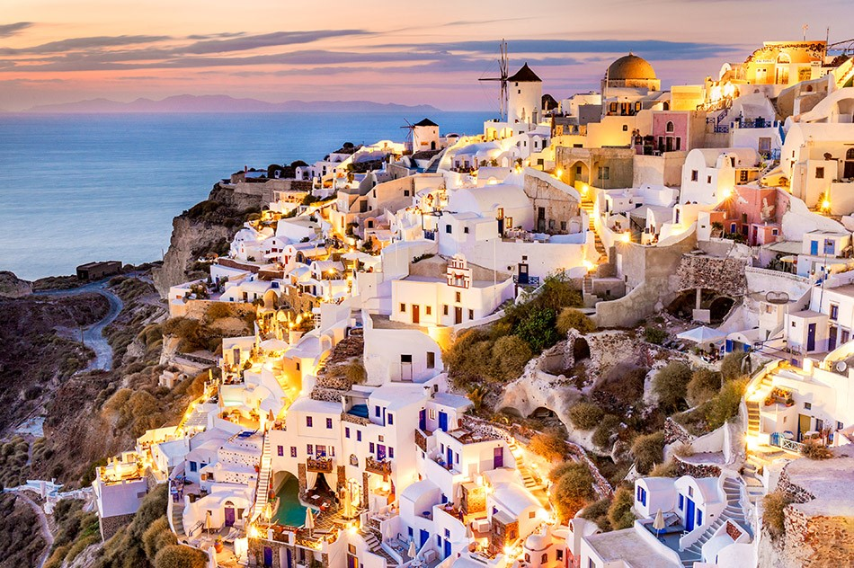 Delve Into Santorini, The Postcard Island Of Greece