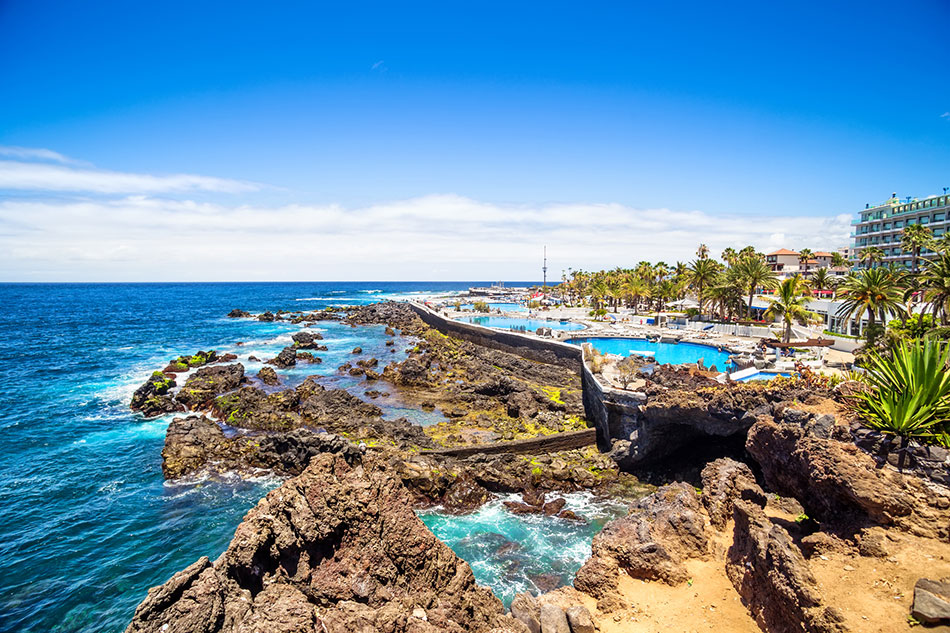 A View From The Top Of The World With Hollywood Themes: Cruising To Tenerife