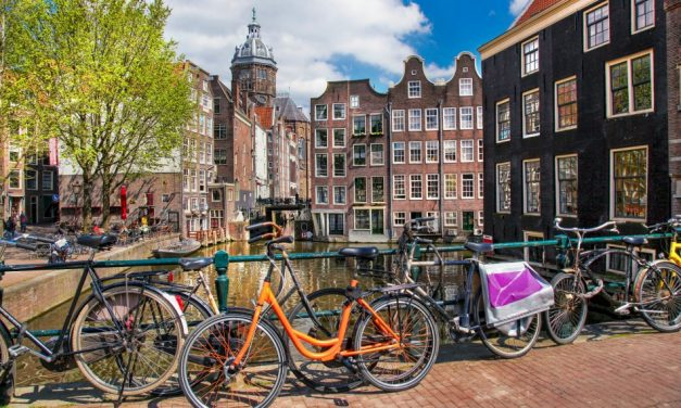 Amsterdam Set To Move Tourists Out Of The City With New Cruise Terminal